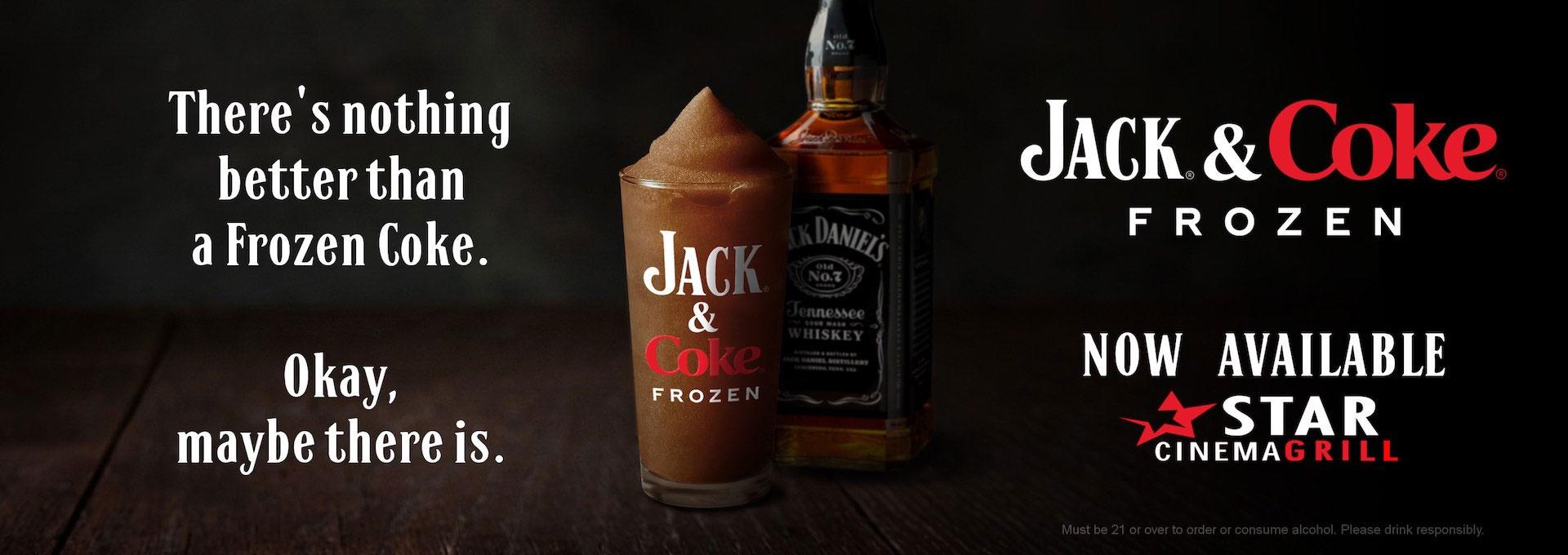 Jack and Coke image