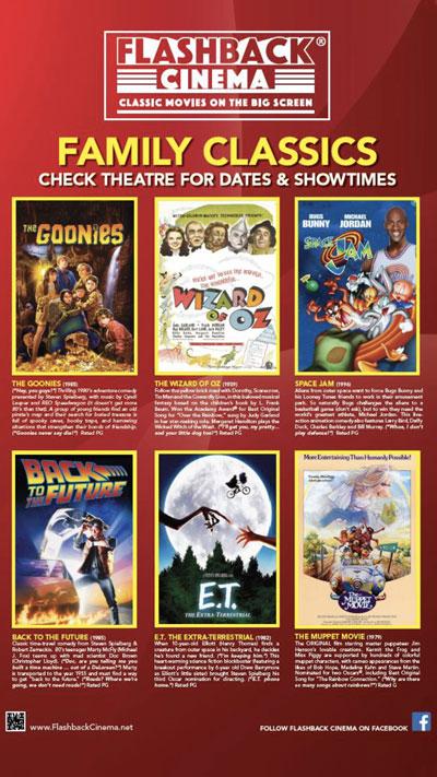 Flashback Cinema image