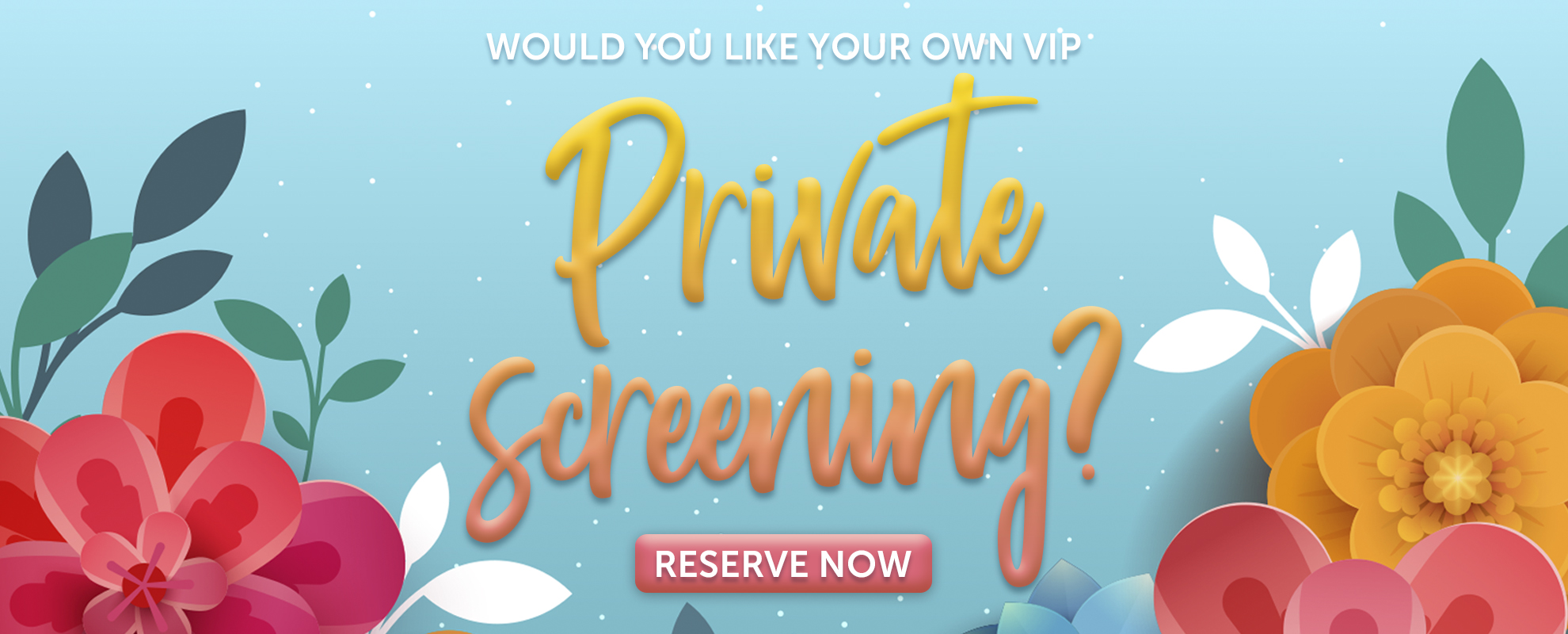 Private Screening - Spring image