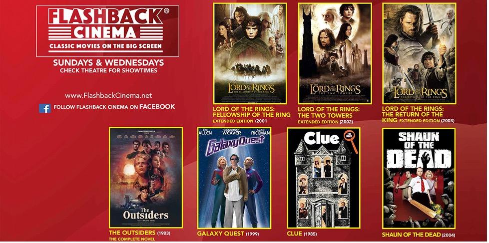 FALL FLASHBACK CINEMA AT GALAXY THEATRES image