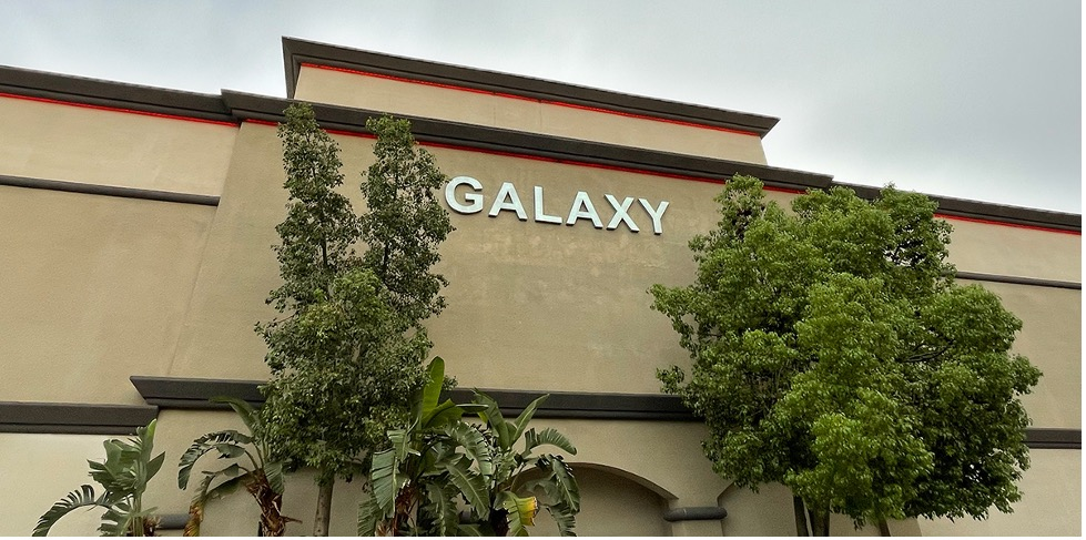 MAKE NEW MEMORIES WITH NEW FRIENDS AT GALAXY THEATRES! image