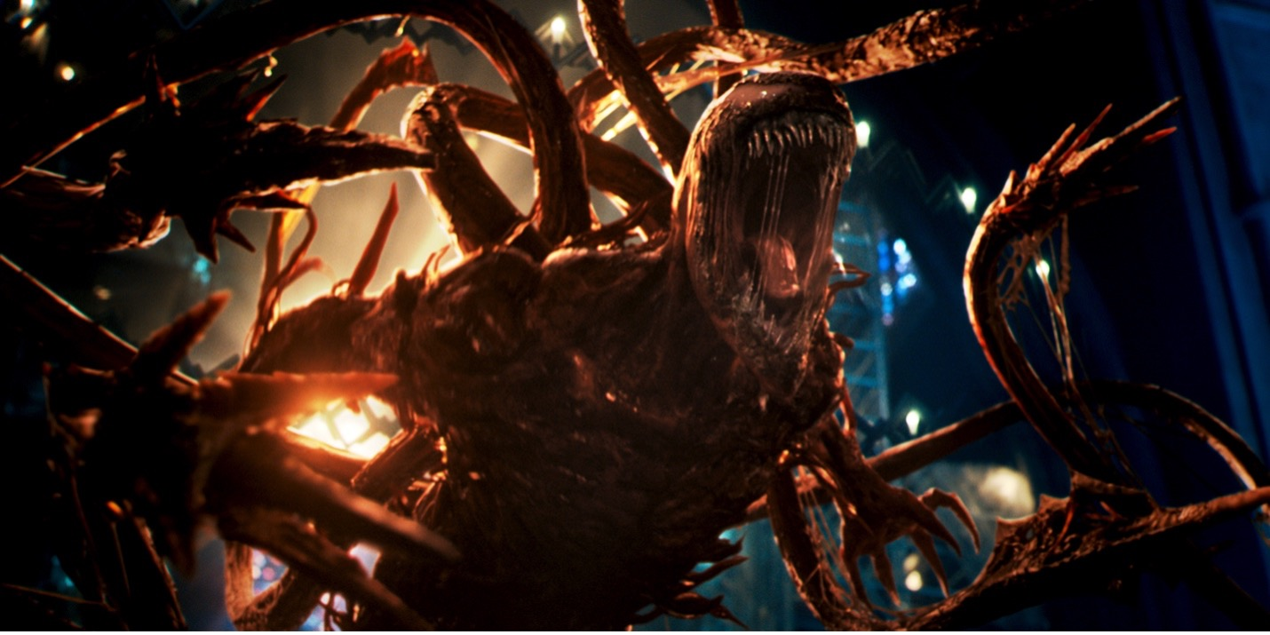 VENOM: LET THERE BE CARNAGE - ON THE BIG SCREEN image