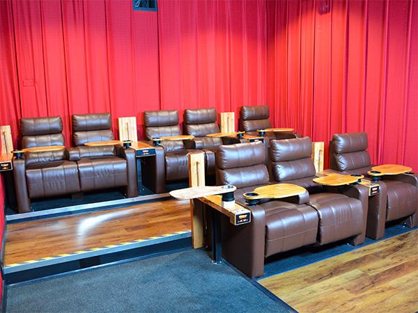photo of private auditorium