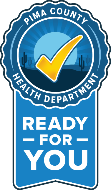 Pima County Ready For You Badge
