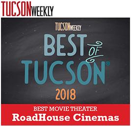 RoadHouse Tucson grid of awards images
